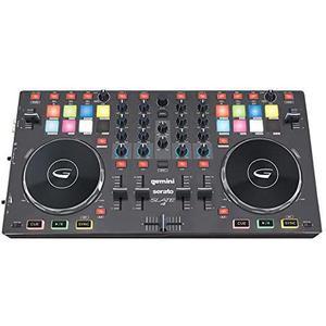 DJ kontrolleri Serato Gemini Slate 4