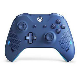Controller Wireless Microsoft Edition Special Sport Xbox One - Blue
