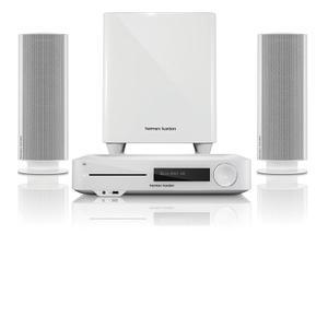 Soundbar & Home cinema-set Harman KARDON BDS477W - Wit
