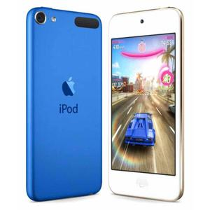 Reproductor de MP3 Y MP4 128GB iPod Touch 6 - Azul