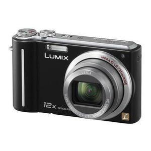 Compacto - Panasonic Lumix DMC-TZ6 - Negro