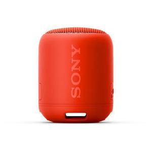 Altavoces  Bluetooth Sony SRS-XB12 - Rojo
