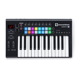 Clavier Novation launchkey 25 Mk2