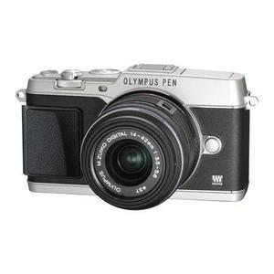 Olympus PEN E-P5 - Hybridikamera - Hopea + M.Zuiko Digital ED 14-42mm F3.5-5.6 EZ - Objektiivi