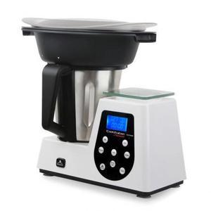 Procesador de alimentos multifunción Techwood CS-7 - Blanco