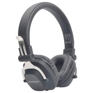 Casque Bluetooth avec Micro Schneider Consumer 806 - Noir