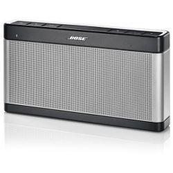Barre de son Bose SoundLink III - Noir