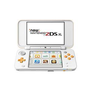 Console Nintendo 2DS XL 4 GB - Bianco / Arancione