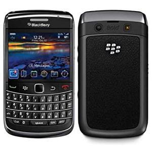 BlackBerry Bold 9700 0,256 Go - Noir - Débloqué