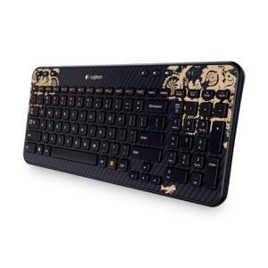Logitech Tastatur AZERTY Französisch Wireless K360