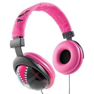 Casque Techtraining Monster High - Rose