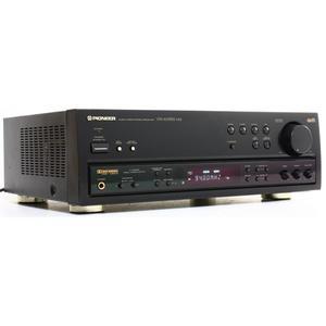 Verstärker Hi-Fi Pioneer VSX-405RDS - Schwarz