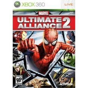 Marvel Ultimate Alliance 2 - Xbox 360