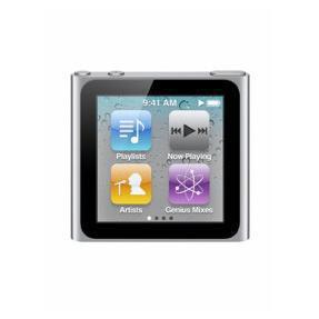 MP3-player & MP4 8GB iPod Nano 6 - Grau