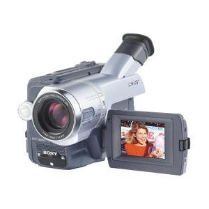 Caméra Sony Digital Handycam DCR-TRV140E - Gris