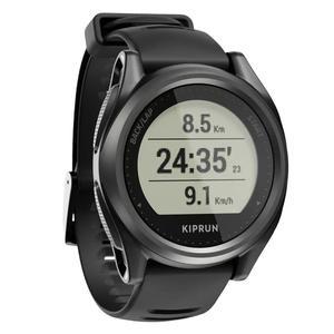 Montre Cardio GPS Decathlon Kiprun 550 - Noir