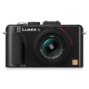 Compact Panasonic Lumix DMC-LX5 - Noir