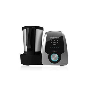 Multifunktions-Küchenmaschine CECOTEC Mambo Schwarz/Silber