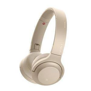 Casque Bluetooth avec Micro Sony WH-H800 - Or