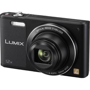 Compact Panasonic Lumix DMC-SZ10 - Musta + Objektiivi Panasonic 24–288mm f/3.1–6.3 ASPH.
