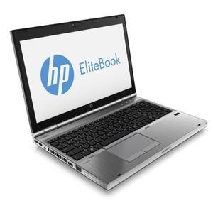 """HP EliteBook 8570P 15"""" Core i5 2,6 GHz - SSD 120 Go - 4 Go AZERTY - Français"""
