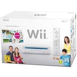 Console Nintendo Wii FAMILY 0,5 Go - Blanc