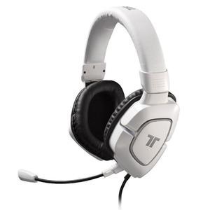 Kopfhörer Rauschunterdrückung Gaming mit Mikrophon Tritton AX180 - Weiß