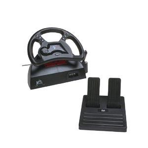 Volant analogique + Pedalier Mad Catz pour Nintendo 64