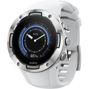 Montre Cardio GPS Suunto 5 - Blanc