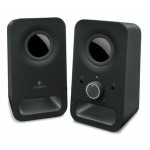 Lautsprecher    Logitech Z150 - Schwarz