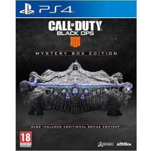 Call of Duty: Black Ops 4 + Mystery Box Edition - PlayStation 4