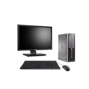 "Hp Compaq Elite 8200 DT 22"" Core i5 3,1 GHz - HDD 250 Go - 4 Go"