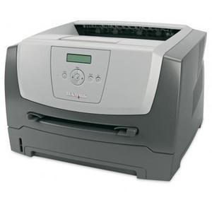 Laserdrucker Schwarzweiss Lexmark E350D - Grau