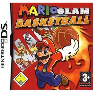 Mario Slam Basketball - Nintendo 3DS