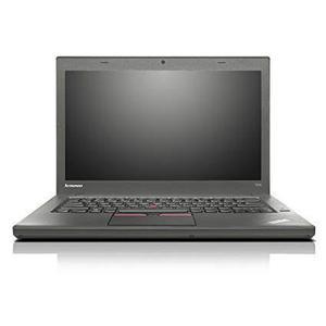 """Lenovo ThinkPad T450 14"""" Core i5 2,3 GHz  - SSD 512 GB - 8GB AZERTY - Französisch"""