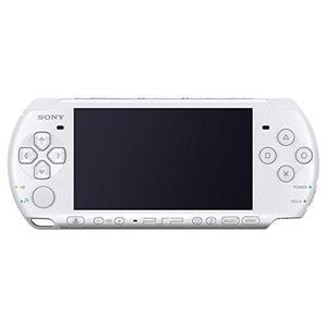 Playstation Portable 2000 Slim - HDD 4 GB - White