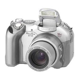 Kompaktkamera Canon PowerShot S1 IS Grau + Objektiv Canon Zoom Lens 38-380 mm f/2.8-3.1