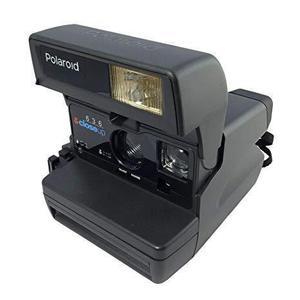 Appareil photo instantané Polaroid Supercolor 636 - Noir