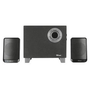 Trust Wireless Evon 2.1 Speaker Bluetooth - Musta