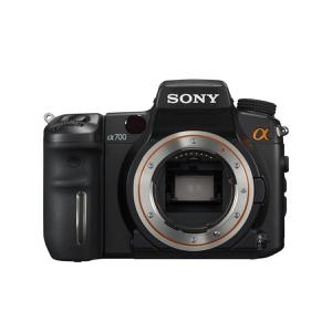 Reflex - Sony DSLR-A200 Nude Tasche - Schwarz