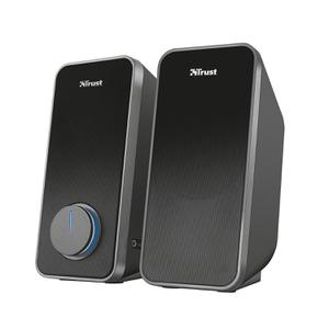 Altavoces  Bluetooth Trust Arys 2.0 - Negro