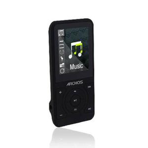 MP3-player & MP4 4GB Archos 18 Vision - Schwarz