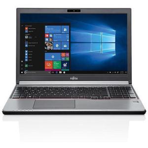 "Fujitsu Lifebook E756 15,6"" (Décembre 2017)"