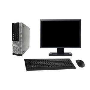 "Dell OptiPlex 7010 SFF 19"" Pentium 2,9 GHz - HDD 2 To - 8GB"