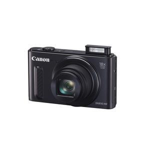 Kompakt Kamera Canon PowerShot SX610 HS - Schwarz