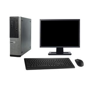 """Dell Optiplex 390 DT 19"""" Pentium 2,7 GHz - HDD 2 TB - 4GB"""