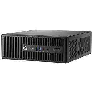 Hp ProDesk 400 G3 SFF  Core i5 2,5 GHz  - SSD 256 Go RAM 8 Go