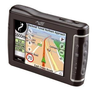Mio C510e GPS