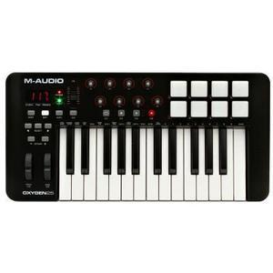 M-Audio Oxygen 25 MK4 Muziekinstrumenten