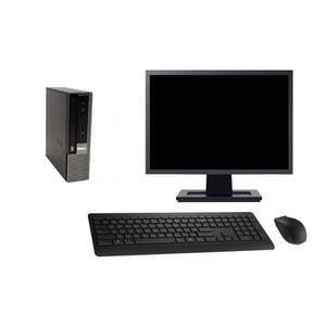 """Dell OptiPlex 780 USFF 19"""" Pentium 3,2 GHz - SSD 480 GB - 4GB"""